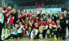 Potanın Türkiye Kupası'nı Pınar Karşıyaka kazandı