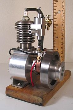 An I.C. Engine from the home shop