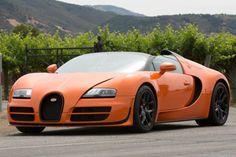 Bugatti Veyron Grand Sport Vitesse: Worlds fastest convertible (pictures)
