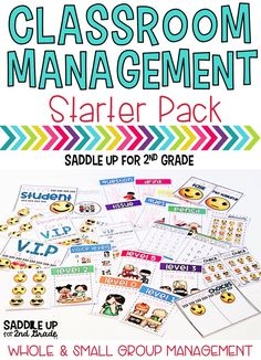 Starting the year off right with classroom management is a key component of the school year. This pack has everything you need to start out the school year successfully. It includes ideas for whole group and individual needs. Most activities come in a color and black and white version. Voice level posters, non-verbal hand signals, VIP table cards, student reflection self checks and so much more are all included.
