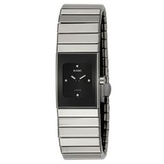 Rado Women's R21827752 Ceramica Watch with Gunmetal Band * You can find more details by visiting the image link.