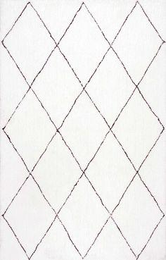 Keno Moroccan Shag Rug