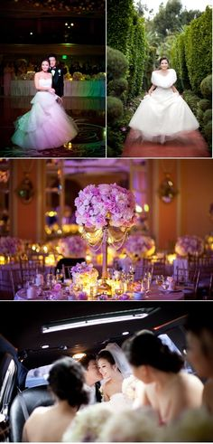 Another NEED! Love what they've done with the centerpiece. This is just right...add a little green.