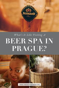Bathing at a beer spa in Prague? Visiting a beer spa is one of the BEST things you can do in Prague. How does bathing in a tub of the natural ing. European Travel Tips, Europe Travel Guide, European Destination, Travel Guides, Travel Advice, Travel Through Europe, Germany And Italy, Prague Travel, Prague Czech