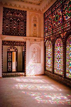 Tamizi Home - Isfahan - Iran: #islamicarchitecture