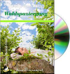 Waldspaziergang - Geführte Meditation. Ein kleiner entspannender Urlaub vom Alltag für zwischendurch. Yoga Meditation, Motivation, Vacation, Life, Inspiration