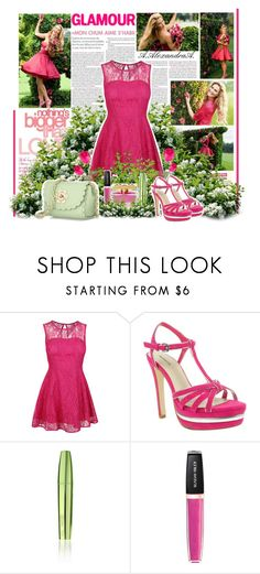 """♥ Pink , rose, lace ♥"" by szansza ❤ liked on Polyvore featuring ESCADA, Barratts, Sunday Riley and Mulberry"