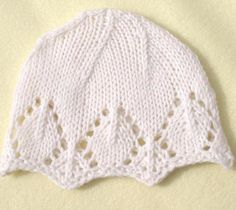 Free Baby Hat Knitting Pattern on Craftsy