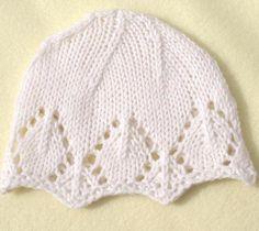 Free Baby Hat Knitting Pattern on Craftsy