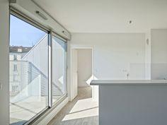 Modern Green Social Housing Complex Rises East of Paris | Inhabitat - Green Design, Innovation, Architecture, Green Building