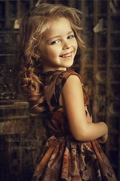 .Beautiful little girl
