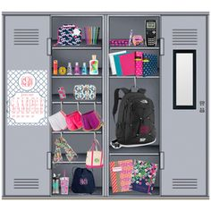 Back to School - What's in my Locker?