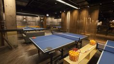SPiN Chicago Opens Today, Here's What Ping Pong Players Will Eat