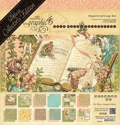 Once Upon a Springtime collection | Graphic 45
