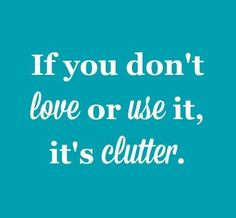How to Clear Clutter in Your Home