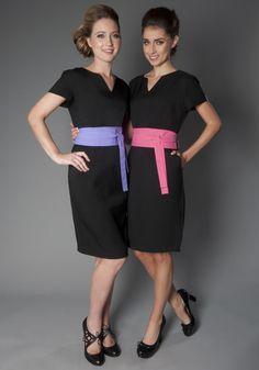 Beauty Tunics Salon Wear Uniform Spa Uniforms, but in different colours of course