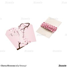 Cherry Blossoms 2 Gift Tags