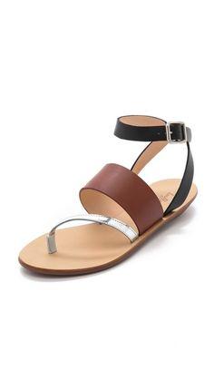 sunny strap sandal / loeffler randall