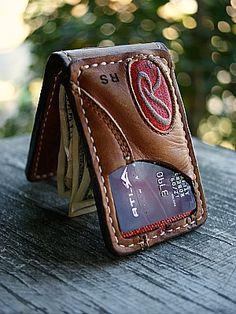 Custom Magnetic Money Clip Wallet-Vvego http://www.vvego.com/custom…
