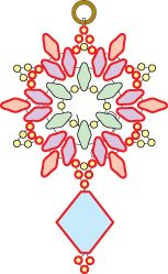 Seed bead jewelry Deb Roberti's free Snowflake earring pattern - more superduos. Discovred by : Linda Linebaugh Seed Bead Jewelry, Seed Bead Earrings, Beaded Earrings, Seed Beads, Beaded Bracelets, Fringe Earrings, Stretch Bracelets, Beaded Jewelry Patterns, Beading Patterns