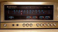 """""""Kenwood -  KR-7340 ,Vintage Audiophile Quadro Receiver"""" !...  http://about.me/Samissomar"""