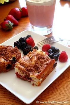 Starbucks Very Berry Coffee Cake Recipe-- baker's note: after baking this recipe the first time, I would add these changes to more closely resemble the coffee shop cake. **Double the batter, toss berries w/ 1tbsp flour in bowl & fold into batter, bake in a greased bundt pan for add'l 10-15 min. Cool, turn pan onto plate, slice cake & serve**