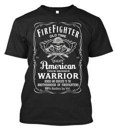 Jack Firefighter Tees at http://pandgstees.com/products/jack-firefighter