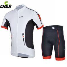 Zebra Women/'s Cycling Wear Bike Bicycle Jersey Shirts and Padded Bib Shorts Kit