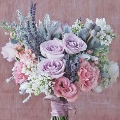 'Whose ready for spring!! Loving this bouquet by Floral Magic'