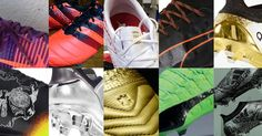 2016-2017 Boot Calender with real pics including the next-gen Adidas Ace and Nike Hypervenom 2017 boots as well Cristiano Ronaldo and Messi's leaked 2016-17 cleats.