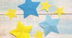 頂点が5つある、おなじみの星の形ですが、折り紙できれいに作るのはむずかしくありませんか? そこで、今回は簡単にできる星型の切り紙をご紹介します。コンパスも分度器も使わず、きれいな星ができあがりますよ。夏のインテリアやお祭…