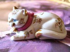 Franklin*porcelanowy kotek* (łowca: Perełki z lamusa)