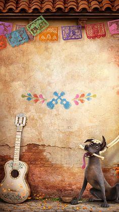 """Wallpaper for """"Coco"""" Disney Pixar, Coco Disney, Disney Love, Disney Art, Cartoon Wallpaper, Disney Wallpaper, Iphone Wallpaper, Mexico Wallpaper, Movie Wallpapers"""