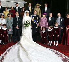 princess maxima wedding dress - Google Search