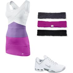 Tennis Outfit, created by doublel225 on Polyvore