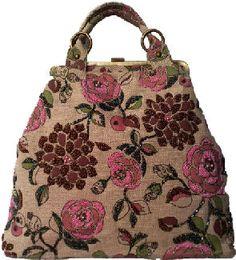 Pink Carpet Bag...