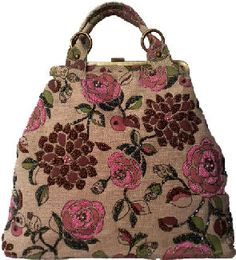 Pink Carpet Bag...