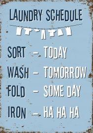 Metaal Laundry Schedule Www.esmee-styling.nl