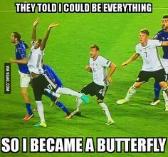 Boateng has some special skills