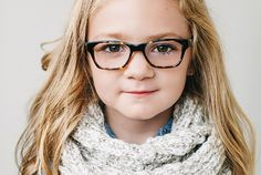 Focus on kid style with Jonas Paul Eyewear, for those of us who's kids will most likely wear specs!