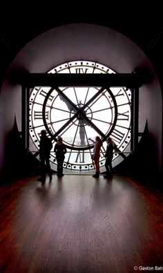 Inside the time, Musée d'Orsay, Paris , France.