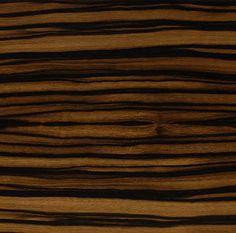 zebrano Wood Types, Wood Cladding, Wooden Textures, Petrified Wood, Wood Slices, Wood Veneer, Black Wood, Wood Turning, Wood Grain