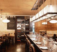 Kaper Design; Restaurant & Hospitality Design: Boqueria