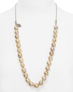 """Chan Luu Cultured Freshwater Pearl Necklace, 21"""""""