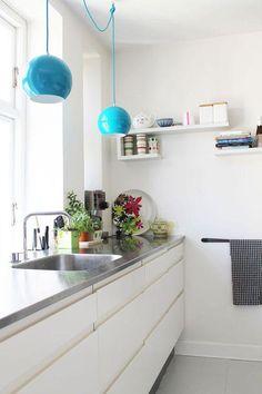 Luminárias para cozinhas