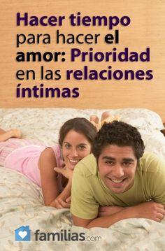 Hacer tiempo para hacer el amor: Prioridad en las relaciones íntimas