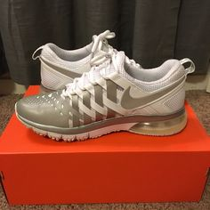hot sale online c719a 96cea Nike Fingertrap Max Athletic Shoes In perfect condition. Worn a handful of  times. Extremely