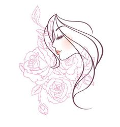 Find Beauty Floral Woman stock images in HD and millions of other royalty-free stock photos, illustrations and vectors in the Shutterstock collection. Thousands of new, high-quality pictures added every day. Free Vector Clipart, Vector Art, Schönheitssalon Logo, Female Profile, Women Profile, Makeup Artist Logo, Beauty Salon Logo, Illustration, Wire Art