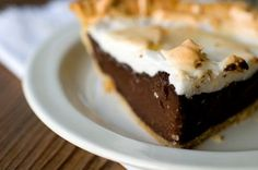 Pie Day. Chocolate Pie?
