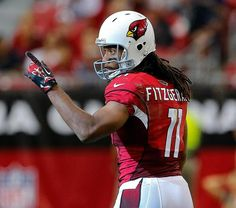 NFL Jerseys Nike - Arizona Cardinals' Michael Floyd, right, appears to make a catch ...